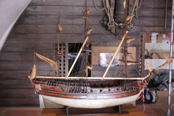 Musée maritime de la citadelle St tropez tourisme