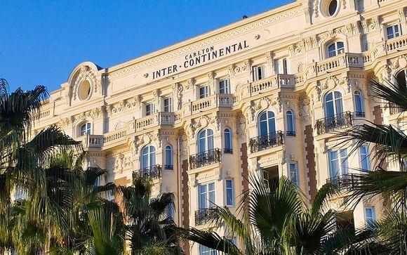 hôtel International Carlton Cannes
